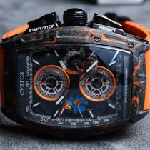 Cvstos new Automatic 57mm Carbon Sapphire crystal