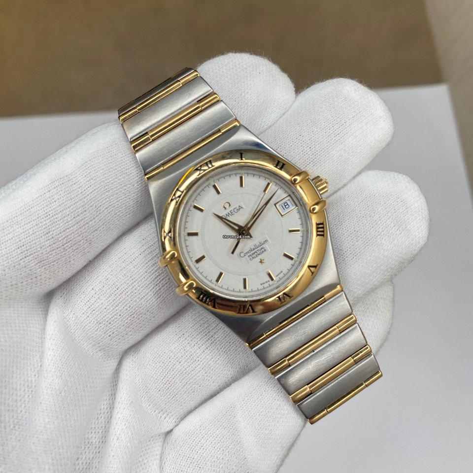 Omega Constellation 1252.30.00 2000 pre-owned