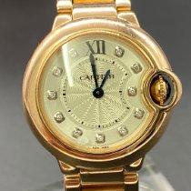 Cartier Ballon Bleu 28mm WJBB0016 Very good Rose gold 28mm Quartz