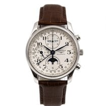Longines Master Collection L2.673.4.78.3 Sehr gut Stahl 40mm Automatik