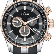Edox Grand Ocean 45mm Gris