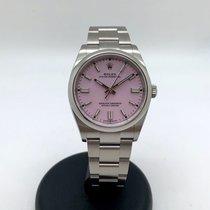 Rolex Oyster Perpetual 36 Stahl 36mm Pink Keine Ziffern Deutschland, Berlin
