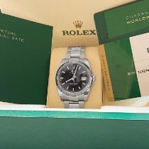 Rolex Oyster Perpetual Date nuevo 2020 Automático Reloj con estuche y documentos originales 115234