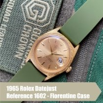 Rolex Datejust 1602 Very good Yellow gold 36mm Automatic United States of America, Florida, Coral Gables