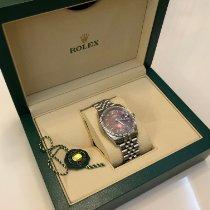 Rolex Datejust Золото/Cталь 36mm Перламутровый Без цифр Россия, Москва