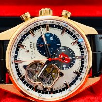 Zenith Rose gold 18.2041.4061/77.C494 pre-owned