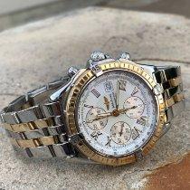 Breitling Crosswind Racing Gold/Steel 43mm White Roman numerals United States of America, Colorado, Black hawk