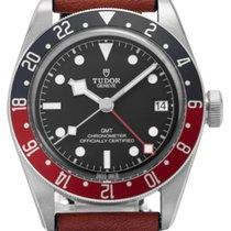 Tudor Black Bay GMT Acier 41mm