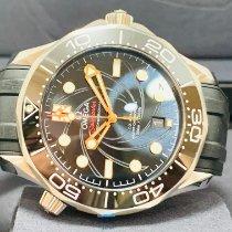 Omega Seamaster Diver 300 M 210.22.42.20.01.004 Novo Aço 42mm Automático