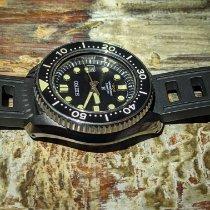 Seiko Acier Remontage automatique Noir Sans chiffres occasion Marinemaster