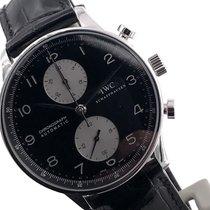 IWC Portuguese Chronograph IW371404 Mai indossato Acciaio 41mm Automatico Italia, FELTRE