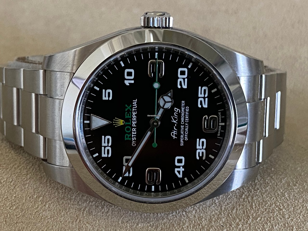 Rolex Air King 116900 2020 nuovo