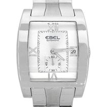 Ebel pre-owned Automatic 35mm Silver Sapphire crystal