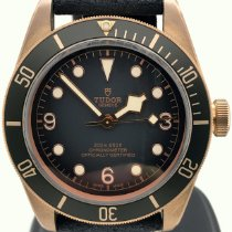 Tudor Black Bay Bronze Bronze 43mm Grey Arabic numerals United States of America, New York, New York