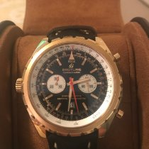 Breitling Chrono-Matic (submodel) Gold/Steel 44mm Black United Kingdom, Maidstone