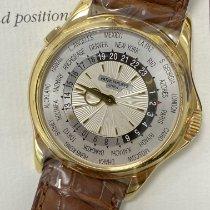 Patek Philippe World Time 5130J-001 Unworn Yellow gold Automatic