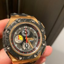 Audemars Piguet 26290RO.OO.A001VE.01 Roségold 2010 Royal Oak Offshore Grand Prix 44mm gebraucht