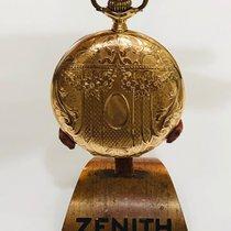 Zenith Yellow gold 47,40mm Manual winding grandprix paris 1900 pre-owned