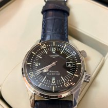 Longines Legend Diver Steel 42mm Black Arabic numerals United States of America, Pennsylvania, Newtown