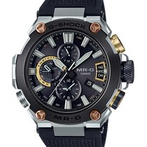 Casio Titanium Black No numerals 54.7mm new G-Shock