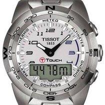 Tissot T-Touch Expert Steel 45mm Silver