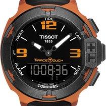 Tissot T-Race Touch Aluminum 42.2mm Black