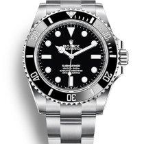 Rolex Submariner (No Date) nouveau 2020 Montre avec coffret d'origine et papiers d'origine 124060-0001
