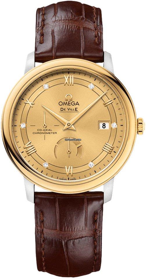 Omega De Ville Prestige 424.23.40.21.58.001 2021 new