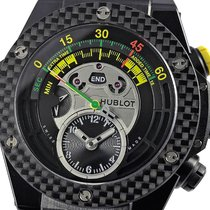 Hublot Big Bang Unico Ceramic 45mm Black Arabic numerals