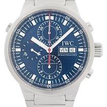 IWC GST 43mm Blau