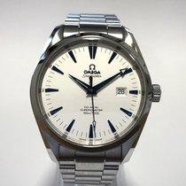 Omega Seamaster Aqua Terra Acier 42.2mm Blanc