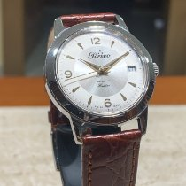 Perseo Steel 36mm Automatic 11333 new