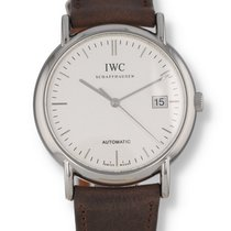 IWC Portofino Automatic Steel 38mm Silver United States of America, New Hampshire, Nashua