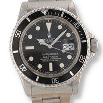 Rolex Submariner Date Steel 40mm Black United States of America, New Hampshire, Nashua