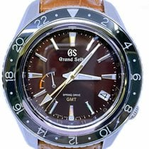 Seiko Grand Seiko Steel 44mm Brown No numerals United States of America, Florida