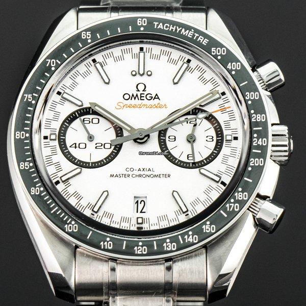 Omega Speedmaster Racing 329.30.44.51.04.001 2020 nuevo