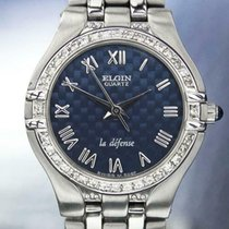 Elgin Steel 24mm Quartz pre-owned United States of America, California, Beverly Hills