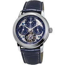 Frederique Constant Steel 42mm Automatic FC-975G4H6 new
