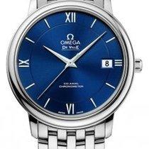 Omega De Ville Prestige Steel 36.8mm Blue