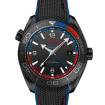 Omega Seamaster Planet Ocean Ceramic 45.5mm Black United States of America, New Jersey, Englewood