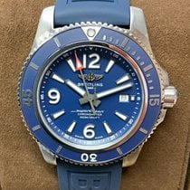 Breitling Superocean 44 new 2021 Automatic Watch with original box and original papers A17367D81C1S1
