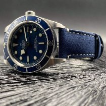 Tudor Black Bay Fifty-Eight Acier Bleu Sans chiffres France, TOULOUSE