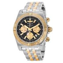 Breitling CB011012/B968 Gold/Steel 2020 Chronomat 44 44mm new