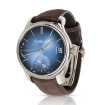 H.Moser & Cie. Endeavour White gold Blue United States of America, New York, New York