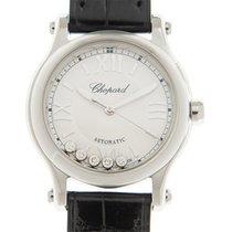 萧邦 Happy Sport 30mm 自動發條 新的 附正版包裝盒和原版文件的手錶