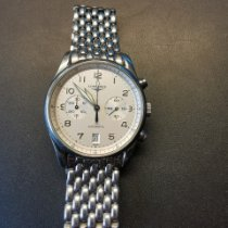 Longines Master Collection Steel Silver
