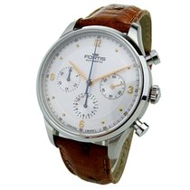 Fortis Steel 41mm Automatic 904.21.173 pre-owned