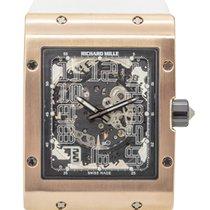 Richard Mille RM 016 Rose gold 48mm Transparent