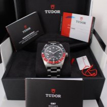Tudor Black Bay GMT 79830RB Ubrugt Stål 41mm Automatisk