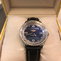Breitling Chronospace Steel Black United States of America, New York, Port Washington